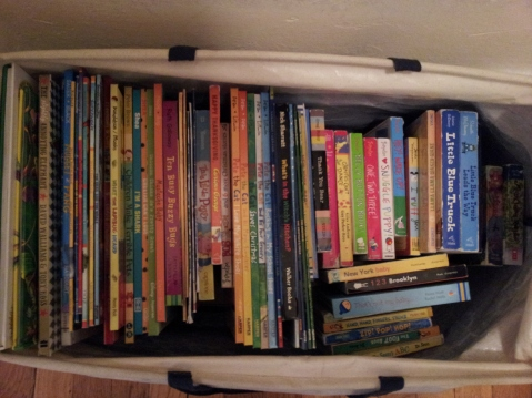 Picture Books, so many Picture Books